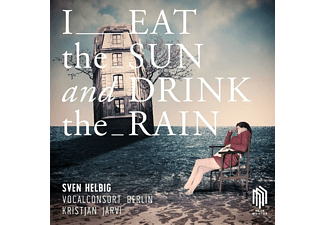 Sven Helbig - I Eat The Sun And Drink The Rain - (CD)