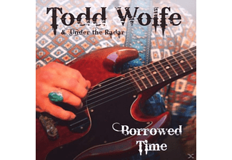 Todd Wolfe - Borrowed Time [CD]
