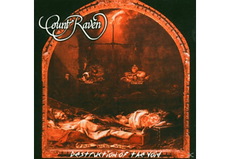 Count Raven - Destruction of the Void [CD]