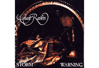 Count Raven - Storm Warning+Bonus - (CD)