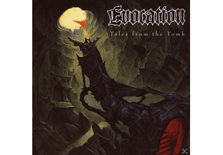 Evocation - Tales From The Tomb - (CD)