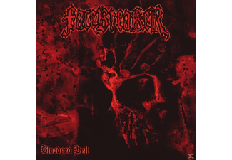Facebreaker - Bloodred Hell - (CD)