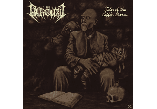 The Grotesquery - Tales Of The Coffin Born - (CD)