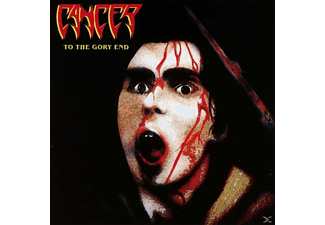 Cancer - To The Gory End - (CD)