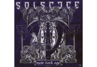 Solstice - NEW DARK AGE + 2 [CD]