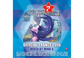 Div Trance - Street Parade 2016 Official Trance - (CD)