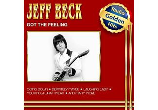 Jeff Beck - Got The Feeling [CD]
