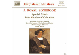 VARIOUS - A Royal Songbook - (CD)