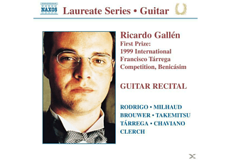 Ricardo Gallen - Gitarrenrecital - (CD)