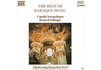 Capella Istropolitana, VARIOUS - Best Of Baroque Music - (CD)