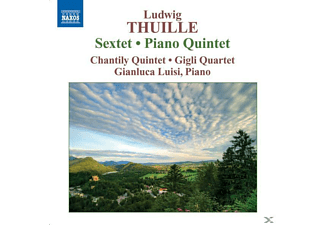 Luisi, Chantily Quintily, Gigli Quartet, Chantily Quintet/Gigli Quartet - Sextett/Klavierquintett - (CD)