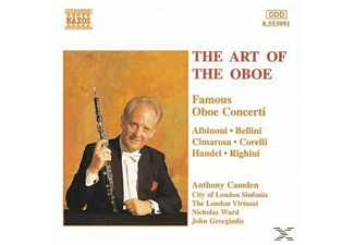 VARIOUS, Anthony Camden - Zauber Der Oboe - (CD)