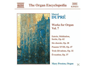 Mary Preston - Orgelwerke Vol.7 - (CD)