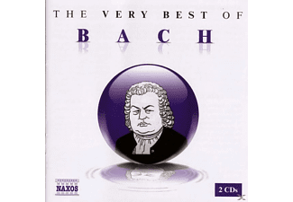 Schola Cantorum Of Ox, VARIOUS - Best Of Bach, Very [CD]