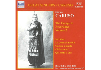 Enrico Caruso - Complete Recordings Vol.2 - (CD)