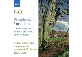 Bournemouth So, Wass/Judd/Bournemouth SO - Symphonische Variationen - (CD)