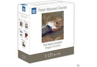 Maggini Quartet - Naxos Quartette - (CD)