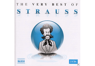 Laszlo Kovacs, VARIOUS - Best Of Strauss,Very - (CD)