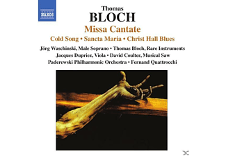 VARIOUS, Waschinski/Quattrocchi/+ - Missa Cantate/Cold Song/Sancta Maria/+ - (CD)