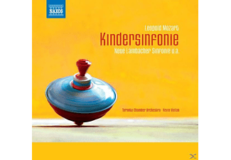 Toronto Chamber Orchestra, Mallon/Toronto Chamber Orchestra - Kindersymphonie/Symphonien - (CD)