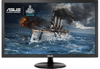 ASUS VP247H 23.6 inç 1 ms Analog/DVI-D/HDMI Full HD Oyuncu Monitör