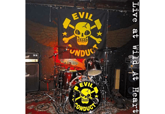 Evil Conduct - Live at Wild at Heart - (Vinyl)