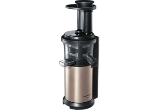 PANASONIC MJ-L 500 NXE Slow Juicer  Schwarz/Kupfer-Gold