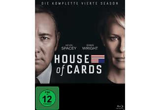 House of Cards - Staffel 4 - (Blu-ray)