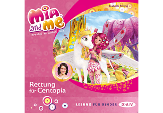 Mia and me – Teil 26: Rettung für Centopia - 1 CD - Kinder/Jugend