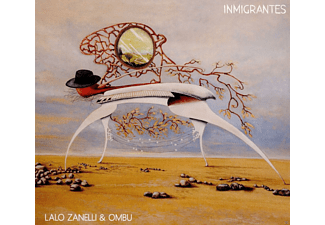 Lalo & Ombu Zanelli - Immigrantes - (CD)