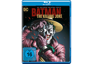 DCU Batman: The Killing Joke - (Blu-ray)
