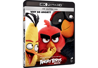 The Angry Birds Movie 4K UHD Familj Blu-ray