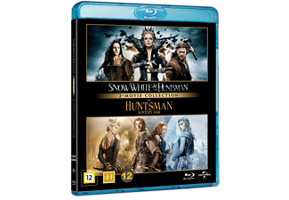 The Huntsman 1+2 Box Blu-ray Äventyr Blu-ray