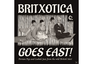 VARIOUS - Britxotica Goes East! (Limited) [Vinyl]