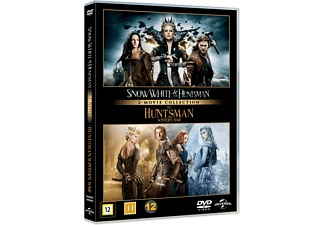 The Huntsman 1+2 Box DVD Äventyr DVD