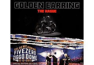 Golden Earring - The Hague + Five Zero (Limited Deluxe Edition) | CD