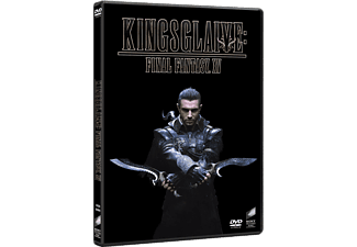 Kingsglaive: Final Fantasy XV DVD Äventyr DVD