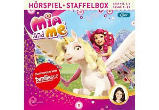 Mia And Me - Staffelbox (Staffel 1.1,Folge 1-13) - (CD)