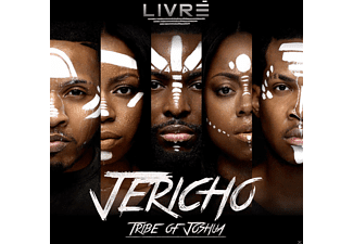 Livre - JERICHO: Tribe of Joshua - (CD)