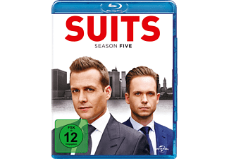 Suits - Staffel 5 [Blu-ray]