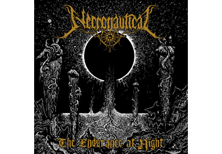 Necronautical - The Endurance At Night [CD]