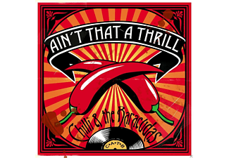 Chilli & The Baracudas - Ain't That A Thrill [CD]