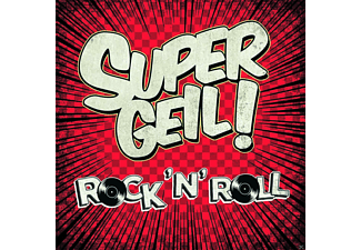 VARIOUS - Supergeil!-Rock 'n' Roll - (CD)