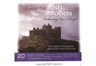 The Celtic Orchestra - Essential Irish Moods - (CD)
