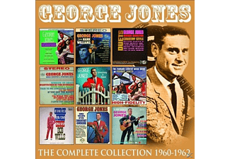 George Jones - The Complete Collection: 1960-1962 [CD]