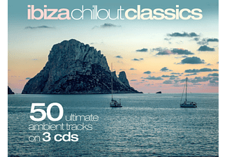 VARIOUS - 50 Ibiza Chillout Classics [CD]