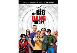 The Big Bang Theory S9 DVD DVD