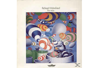 Richard Wahnfried - Time Actor - (CD)