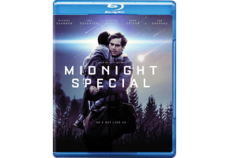 Midnight Special Blu-ray Science Fiction Blu-ray