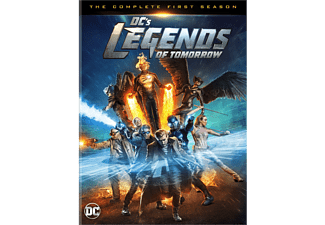 Legends of Tomorrow DC Säsong 1 DVD Action DVD